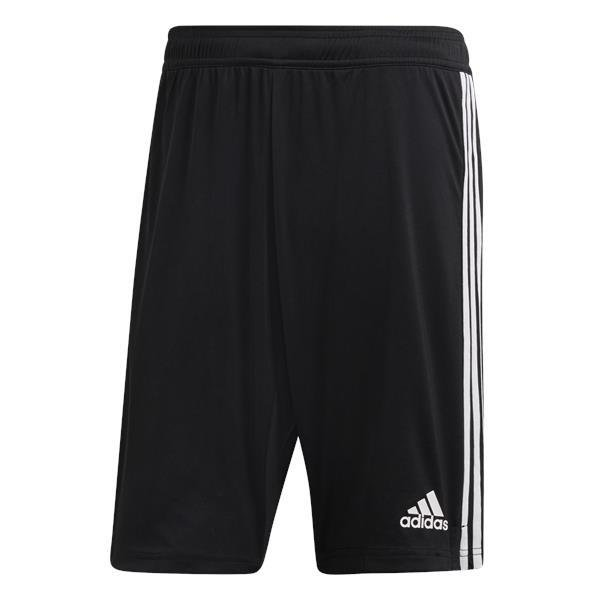 adidas tiro 19 2in1 Shorts White/black