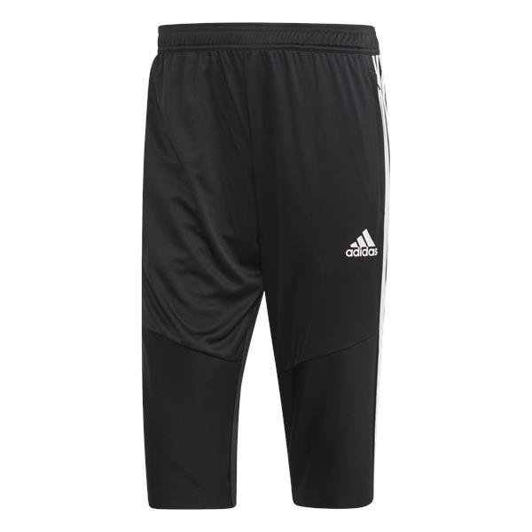 adidas tiro 19 3/4 Pants White/black