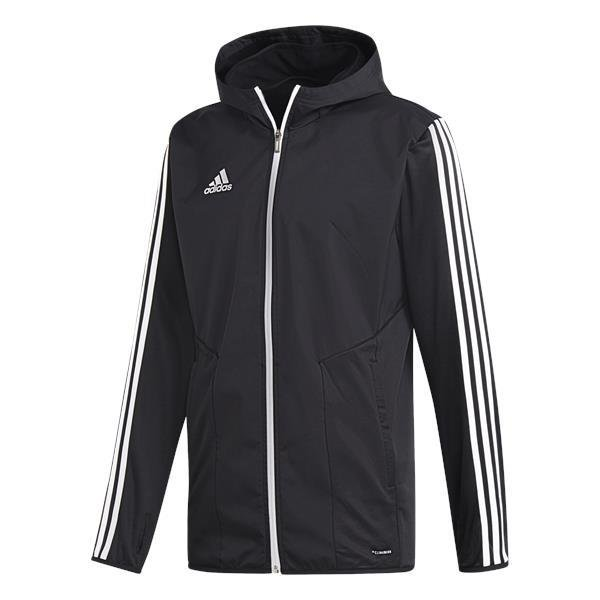 adidas tiro 19 Warm Jacket Tech Ink/white