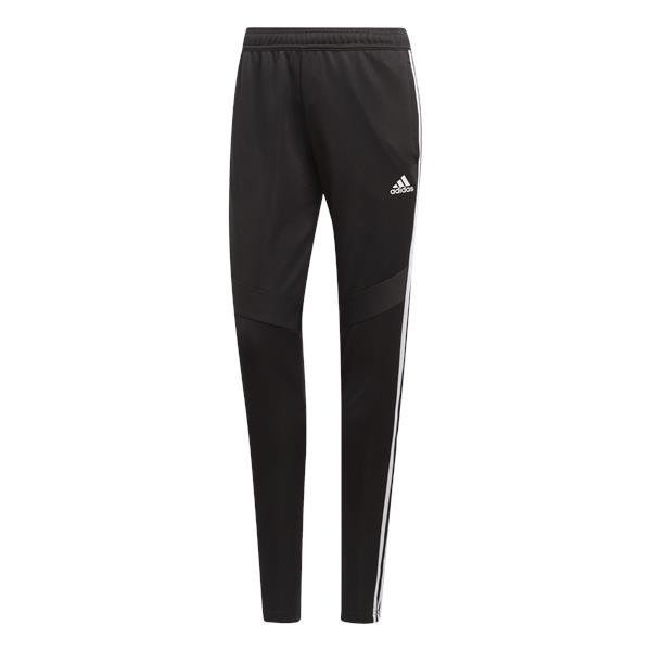 adidas Tiro 19 Womens Training Pants White/black