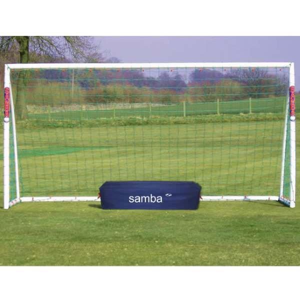 Samba 12ft x 6ft Locking Football Goal used as sample