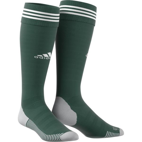 adidas ADI SOCK 18 Collegiate Green/White Football Sock