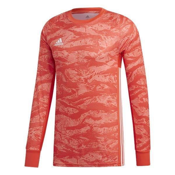 adidas ADI PRO 19 Goalkeeper Shirt Semi Solar Red