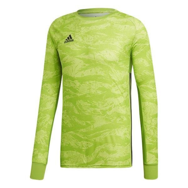 adidas ADI PRO 19 Semi Solar Green Goalkeeper Shirt