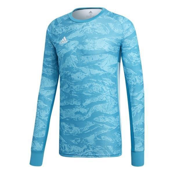 adidas ADI PRO 19 Bold Aqua Goalkeeper Shirt