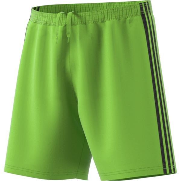 adidas Condivo 18 Semi Solar Green/Black Goalkeeper Short