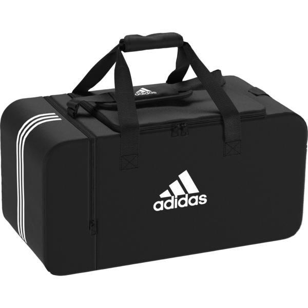 adidas Tiro Dufflebag Black/White