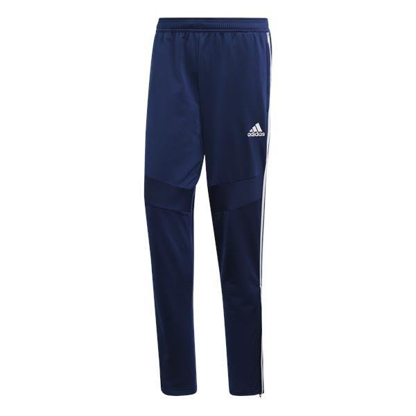 adidas tiro 19 Dark Blue/White Polyester Pant