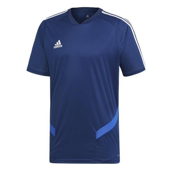 adidas tiro 19 Dark Blue/Bold Blue Training Jersey