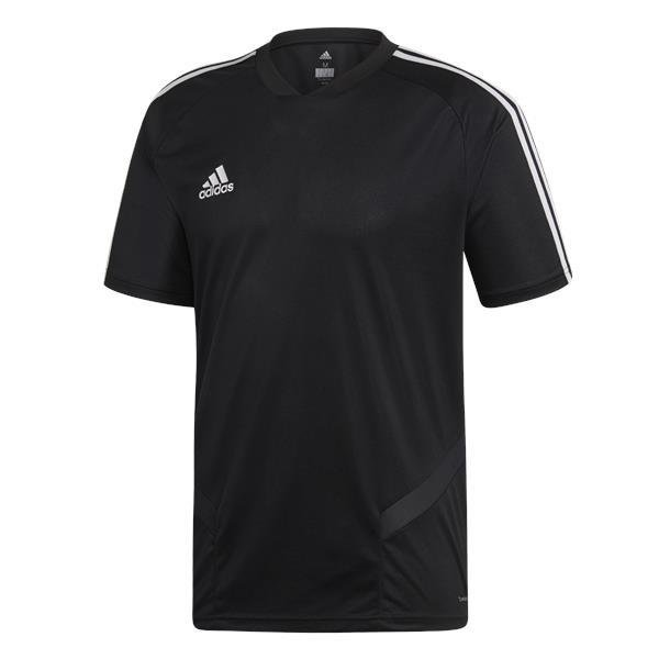 adidas tiro 19 Training Jersey White/black