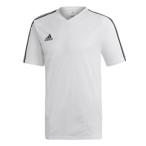 adidas tiro 19 White Black Training Jersey 4e729d6e4