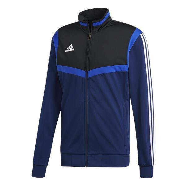 adidas tiro 19 Polyester Jacket Tech Ink/white