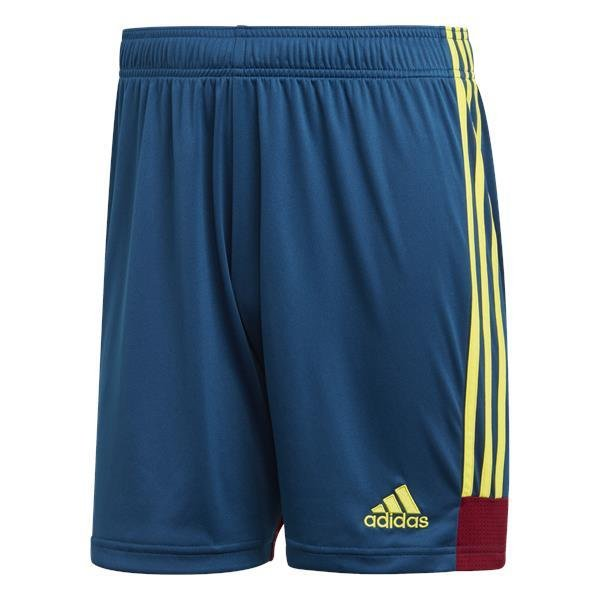 adidas Tastigo 19 Legend Marine/Bright Yellow Football Short