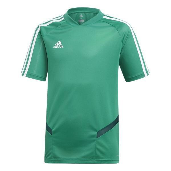 adidas tiro 19 Bold Green/White Training Jersey