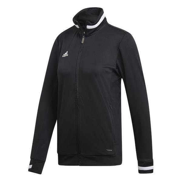 adidas Team 19 Womens Track Jacket White/black