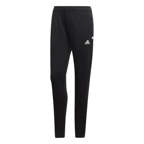 adidas Team 19 Womens Track Pants White/black