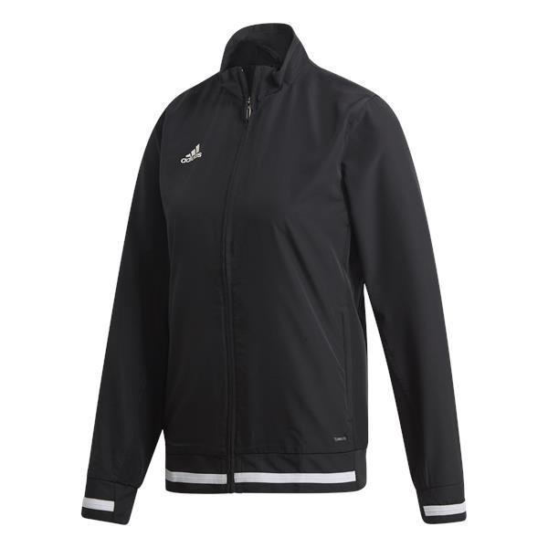 adidas Team 19 Womens Woven Jacket White/black