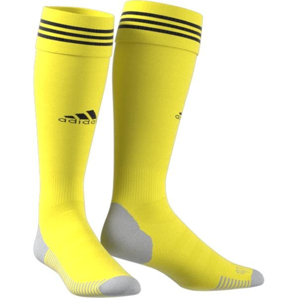 adidas ADI SOCK 18 Bright Yellow/Black Football Sock