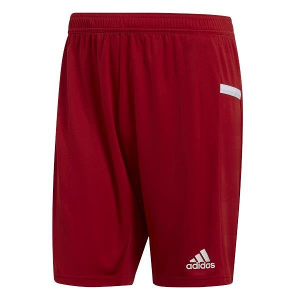 adidas Team 19 Power Red/White Knit Shorts