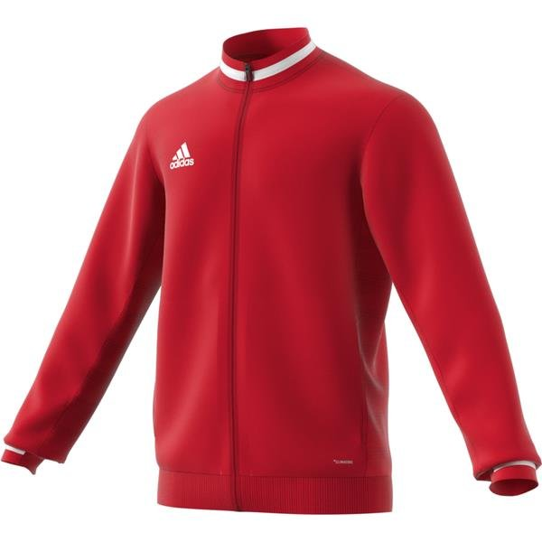 adidas Team 19 Power Red/White Track Jacket