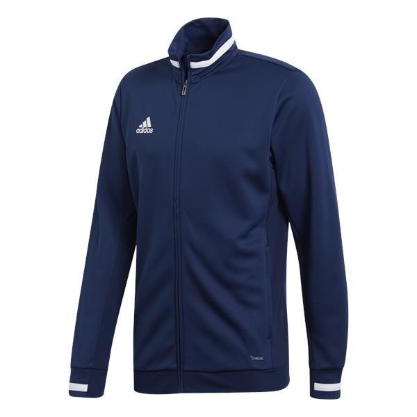 adidas Team 19 Team Navy Blue/White Track Jacket