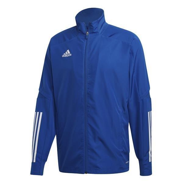 adidas Condivo 20 Team Royal Blue/Dark Blue Presentation Jacket