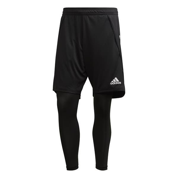 adidas Condivo 20 2in1 Shorts Team Royal Blue/dark Blue