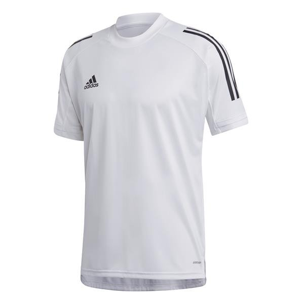 adidas Condivo 20 White/Black Training Jersey