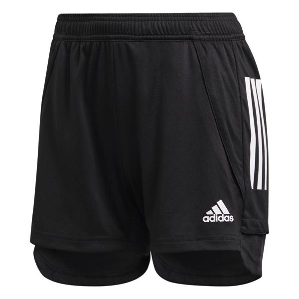 adidas Condivo 20 Womens Training Shorts White/black