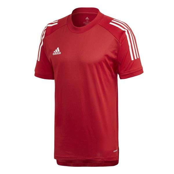 adidas Condivo 20 Power Red/White Training Jersey