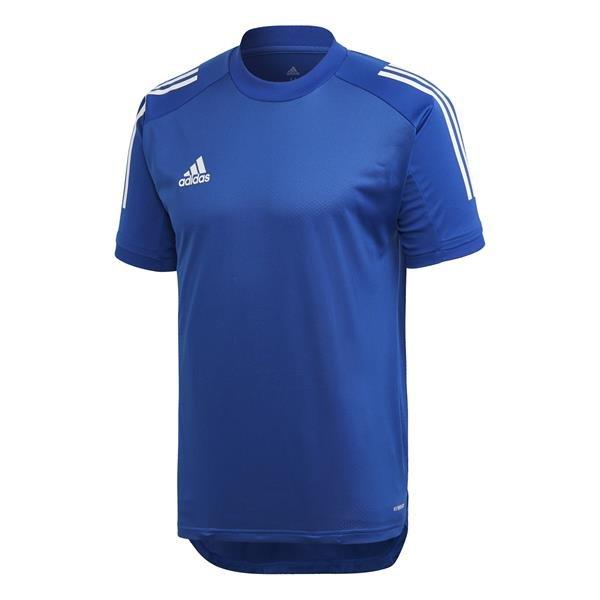 adidas Condivo 20 Team Royal Blue/White Training Jersey