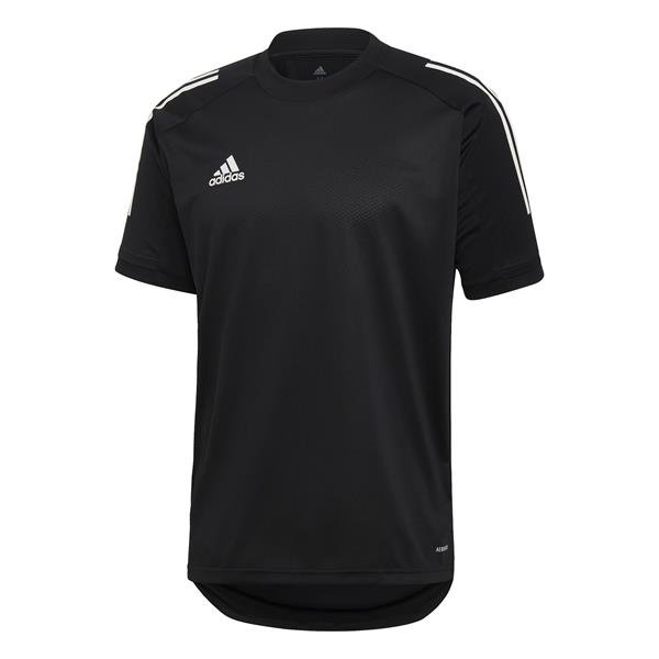 adidas Condivo 20 Training Jersey White/black