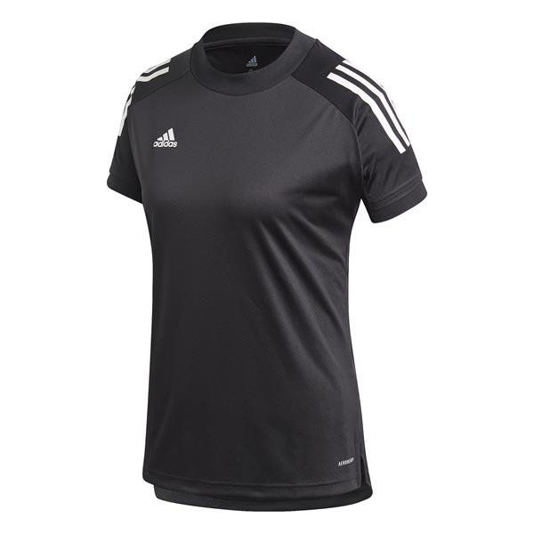 adidas Condivo 20 Womens Training Jersey White/black