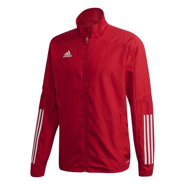 adidas Condivo 20 Power Red/Black Presentation Jacket