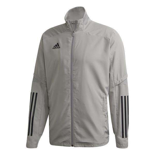 adidas Condivo 20 Team Mid Grey/Black Presentation Jacket
