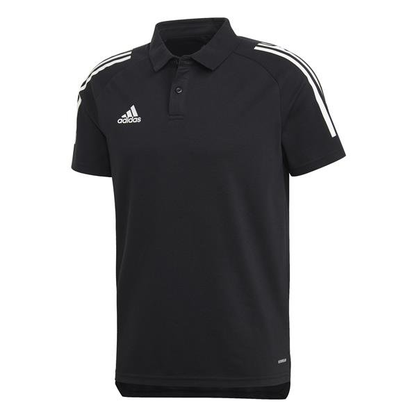 adidas Condivo 20 Cotton Polo White/black
