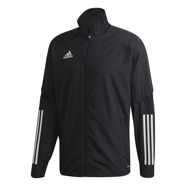 adidas Condivo 20 Presentation Jacket White/black
