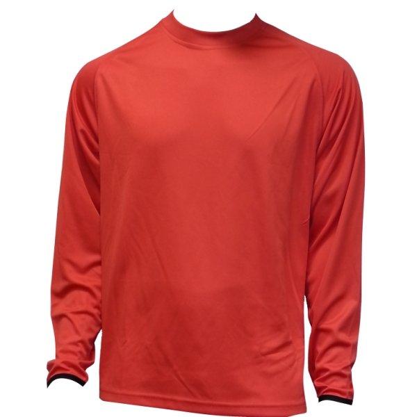 Red Large Mens Football Shirts