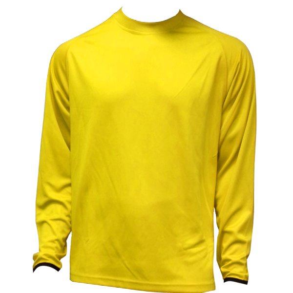 Yellow Large Mens Football Shirts