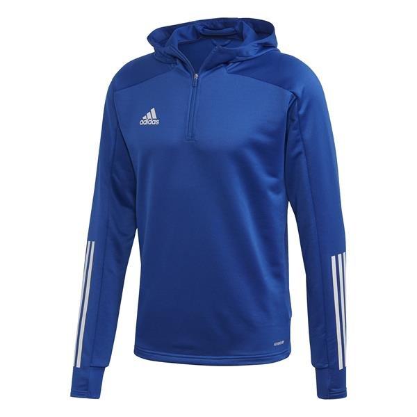 adidas Condivo 20 Team Royal Blue/Dark Blue Track Hoody