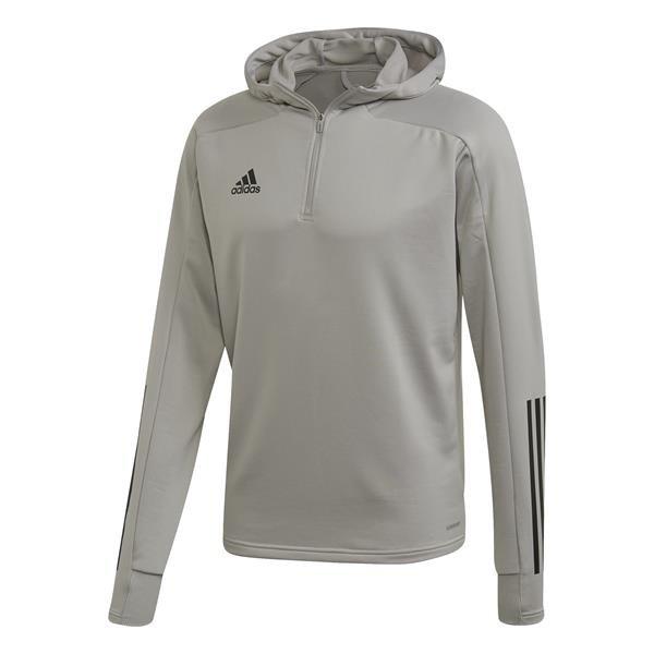adidas Condivo 20 Team Mid Grey/Black Track Hoody