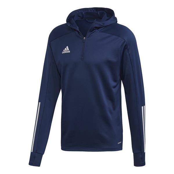 adidas Condivo 20 Team Navy Blue/White Track Hoody