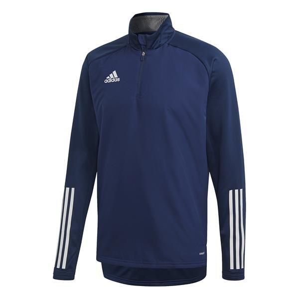 adidas Condivo 20 Team Navy Blue/White Warm Top