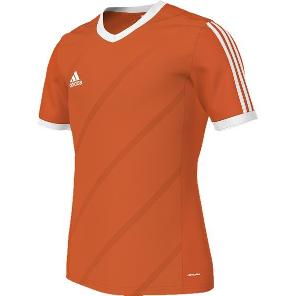 adidas Tabela 14 Orange/White SS Football Shirt Youths