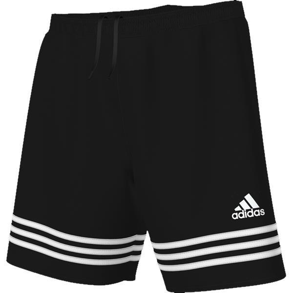 adidas Entrada 14 Black/White Football Short