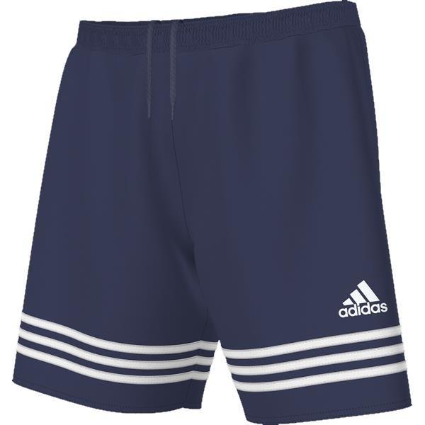adidas Entrada 14 Dark Blue/White Football Short