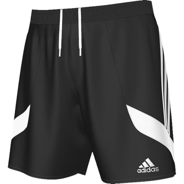 adidas Nova 14 Football Short White/black