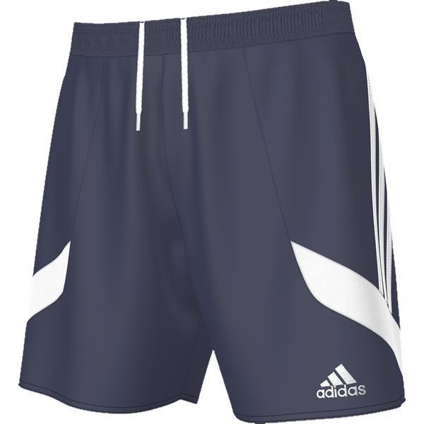 adidas Nova 14 Dark Blue/White Football Short