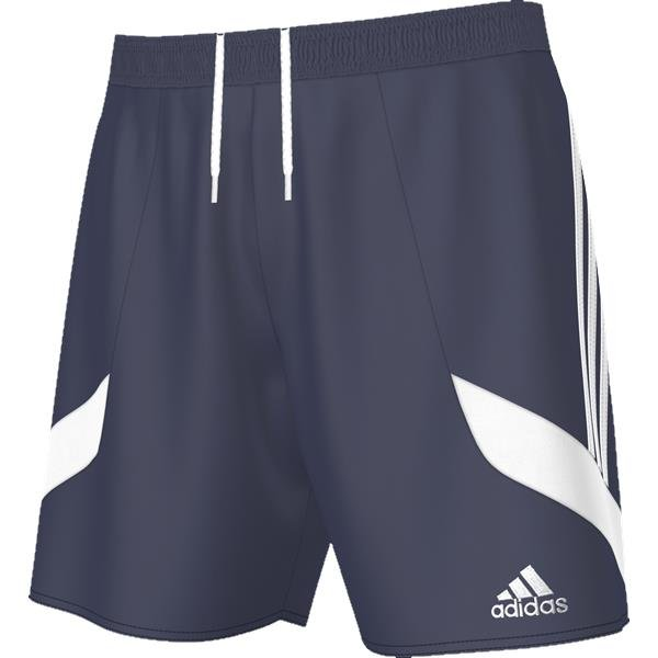 adidas Nova 14 Dark Blue/White Football Short
