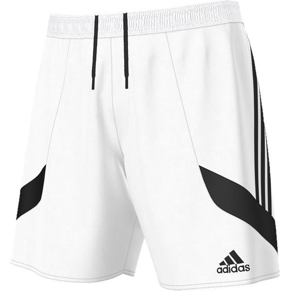adidas Nova 14 White/Black Football Short